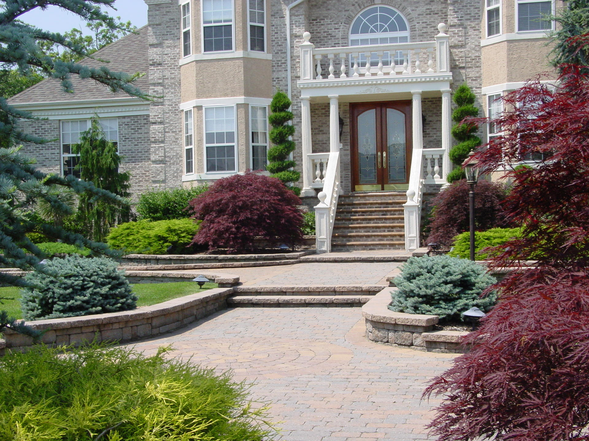 Landscaping, Hardscaping, Water Features
